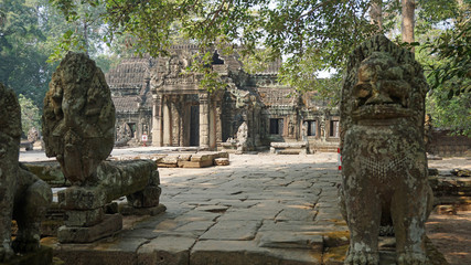 ankor wat temple complex