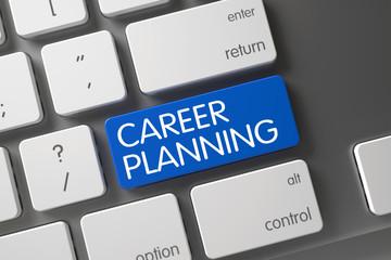 Career Planning Key. 3d