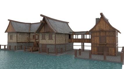 Castle Age shipyard