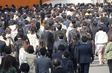 東京・通勤イメージ