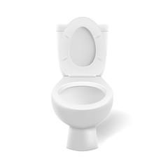 vector toilet bowl