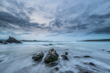 afternoon and evening on the Galician coasts of Lugo where you discover the beauty of nature