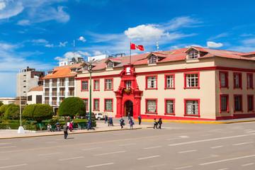 Puno city center