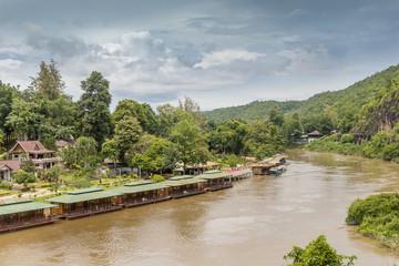 Kwai River Thailand