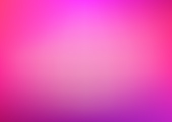 Blurred Pink Background. Vector Abstract Illustration in A4 Size.