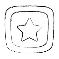 grunge star picture baby cube game