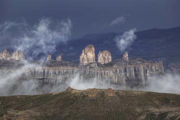 Ciudad de Roma, Altiplano, Bolivia
