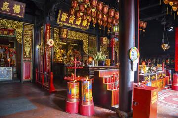 Beautiful decoration of Vihara Buddhagaya Watugong