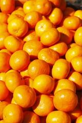 Orange Clementinen