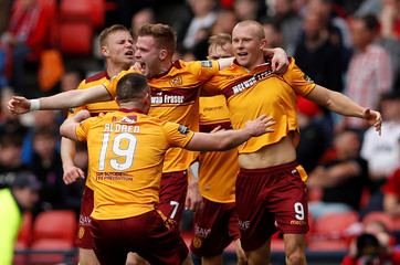 Scottish Cup Semi-Final - Motherwell vs Aberdeen