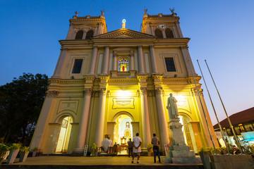 Catholic church in Negombo