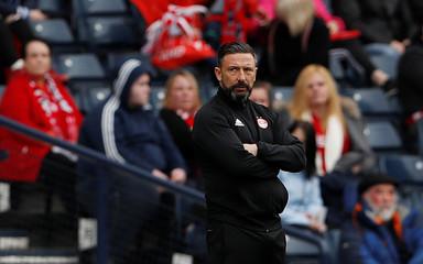 Scottish Cup Semi-Final - Motherwell vs Aberdeen
