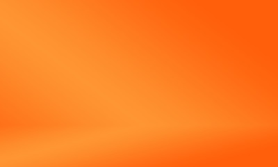 Abstract Orange background layout design,studio,room, web templa