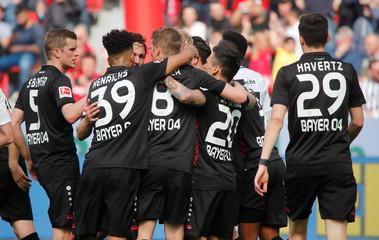 Bundesliga - Bayer Leverkusen v Eintracht Frankfurt