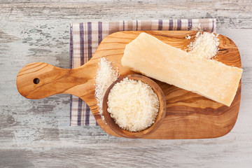 Healthy Parmesan Cheese
