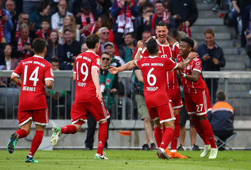 Bundesliga - Bayern Munich vs Borussia Moenchengladbach