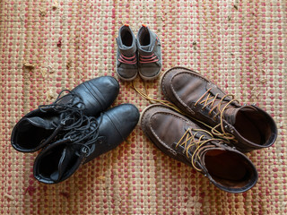 Footwear for the Whole Family