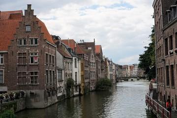 Łódką przez miasto