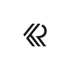 KR logo icon