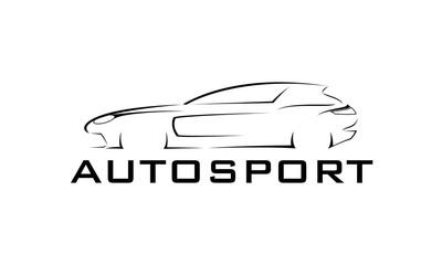 Autosport vector