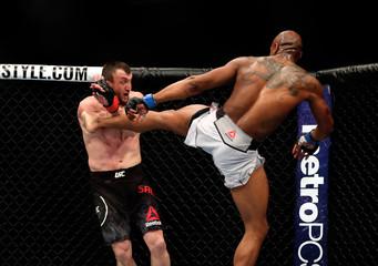 MMA: UFC Fight Night Phoenix-Salikhov vs Rainey