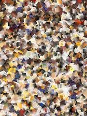 Cubist spangles