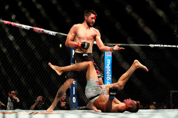 MMA: UFC Fight Night Phoenix-Condit vs Oliveira
