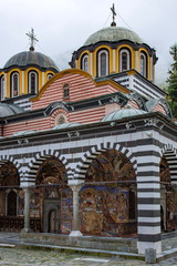 リラの修道院