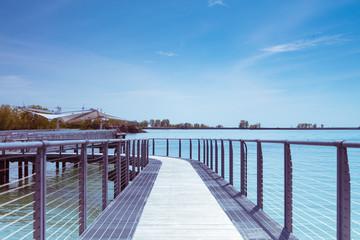 Lakefront Water Walk