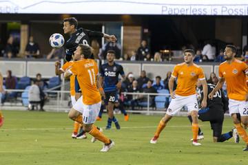 MLS: Houston Dynamo at San Jose Earthquakes