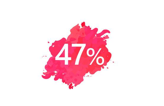 47 Percent Discount Water Color Design