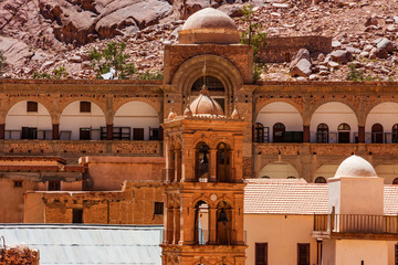 Bell tower of Saint Catherine's Monastery, Egypt