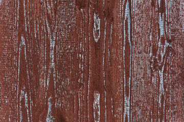 Background image of wooden surface with flaky paint