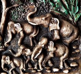 Elefanten, Bilder, Tailand