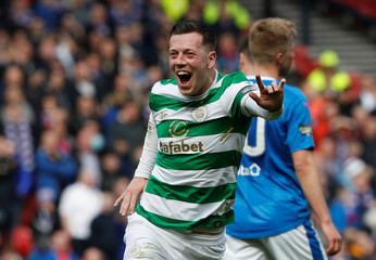 Scottish Cup Semi Final - Celtic vs Rangers