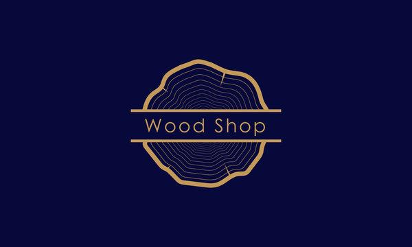 Wood Shop logo