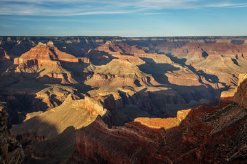 A view to Grand Canyon National Park, South Rim, Arizona, USA