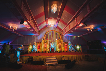 indian place for wedding celebration in India