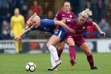 Women's FA Cup Semi Final - Chelsea vs Manchester City
