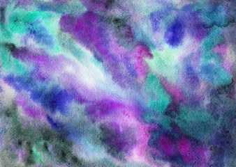 Watercolor texture. Abstract background