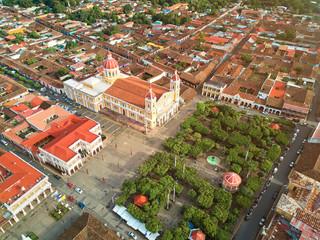 Nicaragua tourism theme