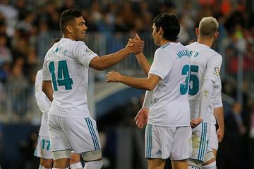 La Liga Santander - Malaga CF vs Real Madrid