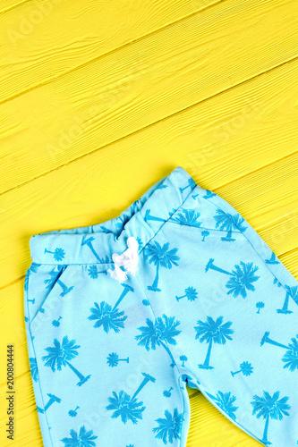 fa8e8b3cc89e Kids new brand printed trousers. Baby girl or boy fashion design ...