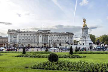 London, UK, 30 October 2012: Buckingham Palace