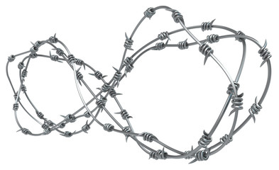 Barbed Wire Infinite