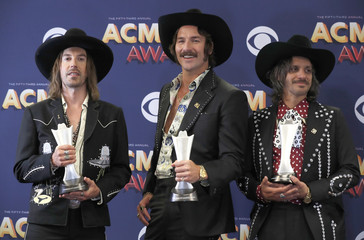 53rd Academy of Country Music Awards - Photo Room - Las Vegas
