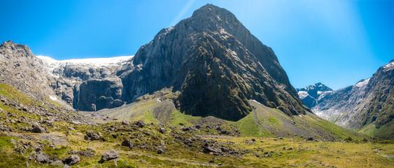Mount Talbot Panorama