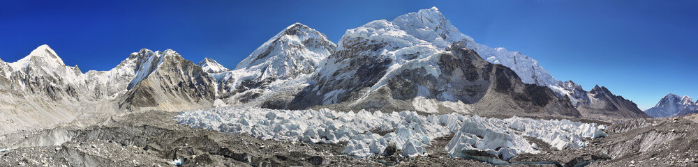 Views from Everest Base Camp
