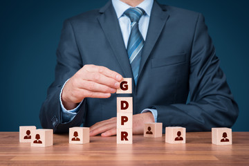 GDPR concept