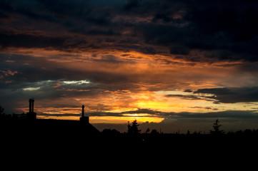 Sonnenuntergang, Sonnenaufgang, Romantik